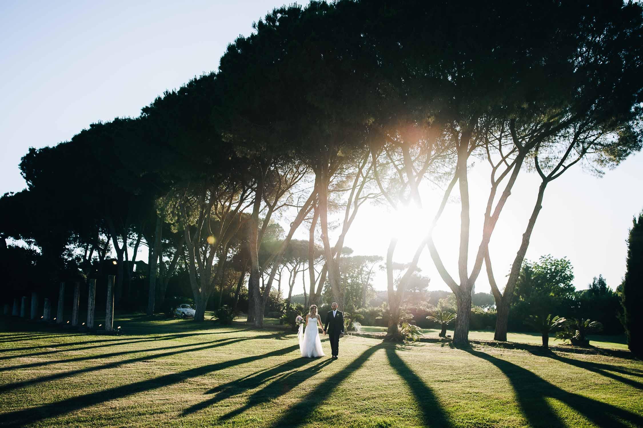 Matrimonio Villa Dino