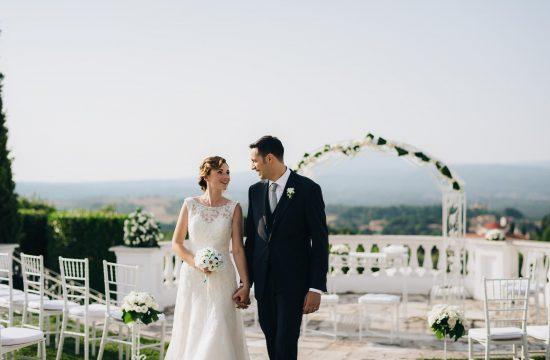 Matrimonio Casina Poggio della Rota
