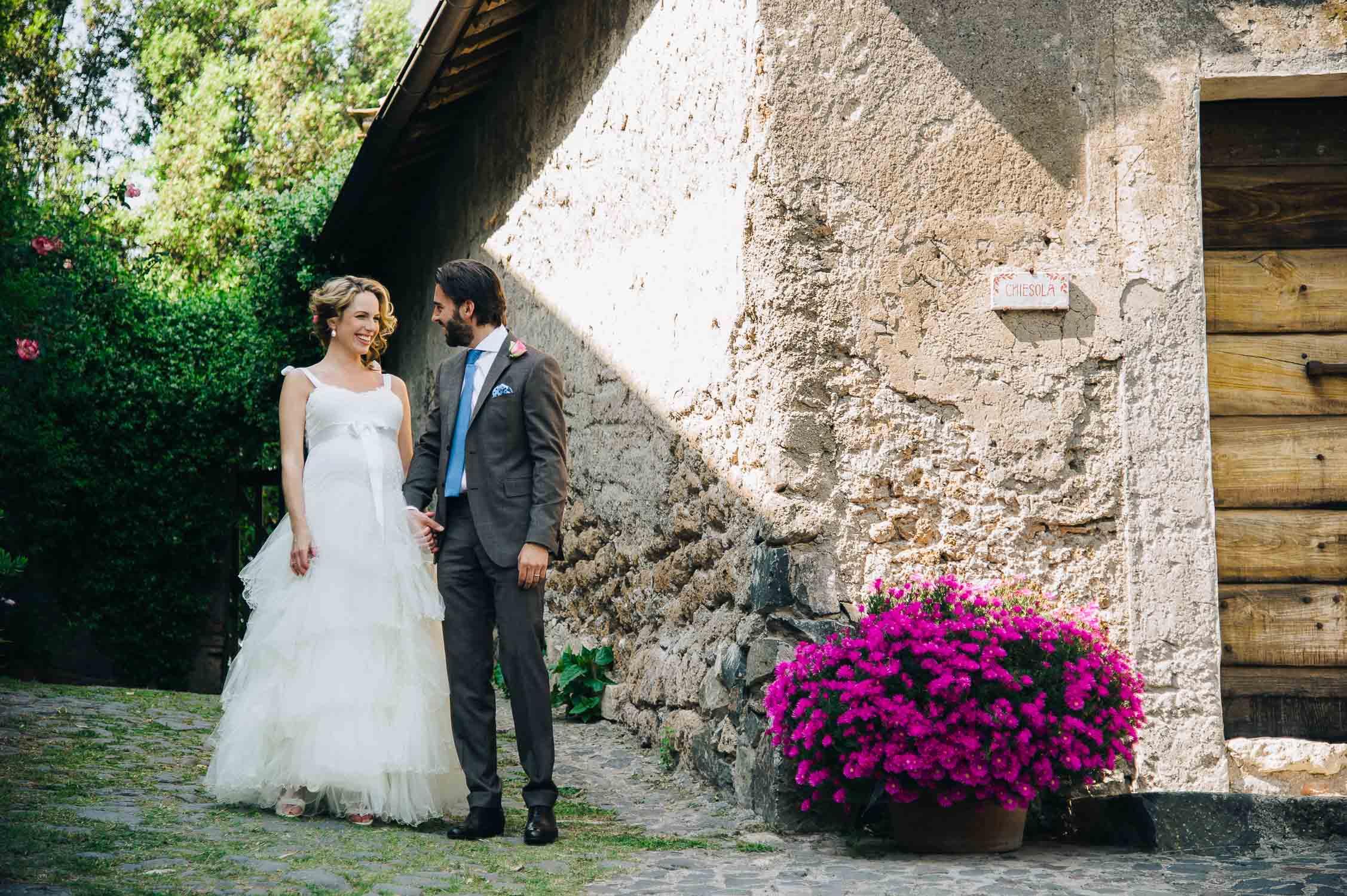 Matrimonio Borgo di Tragliata