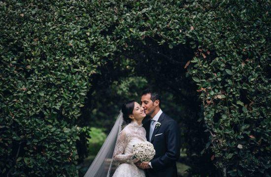 Matrimonio Villa Aurelia