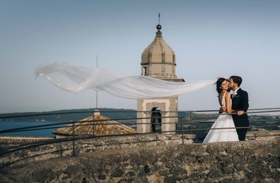 Wedding at Castello di Bracciano